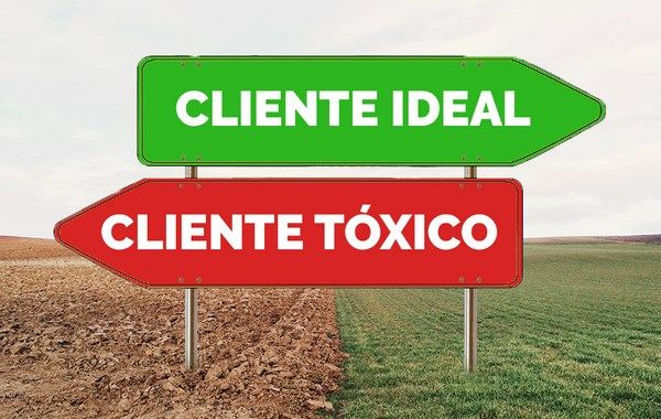 Cliente Ideal vs Cliente Tóxico by fotografo inteligente
